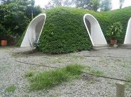 underground tiny house this countryside is filled with underground doors that lead to
