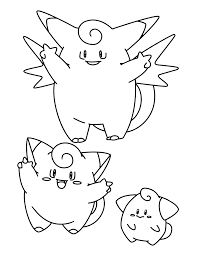 pokemon advanced coloring pages color pokemon evolutions chains