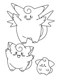 pokemon advanced coloring pages color pokemon evolutions chains