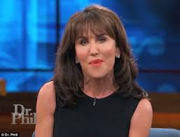 robin mcgraws hairstyle dr phil s robin mcgraw launches caign to support domestic