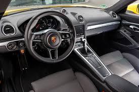 Porsche Cayman Interior Porsche Archives A Gentleman U0027s World