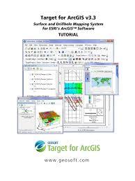 tutorial arcgis pdf indonesia target for arc gis tutorial 33 arc gis esri