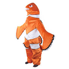 new finding nemo marlin costume finding nemo clownfish jumpsuit