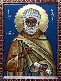 Sfantului Moise Arapul