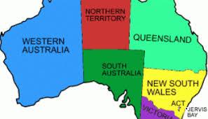 australia map capital cities ep032 pronunciation of australian capital cities
