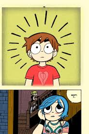 coloring book scott pilgrim books in color coloring page and