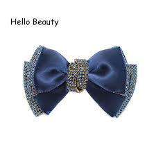 luxury hair accessories korean fashion hair jewelry women chic rhinestone hair accessories