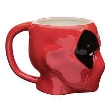Porcelain Coffee Mugs Deadpool Coffee Cups For Sale Deadpool Zak Zak Designs