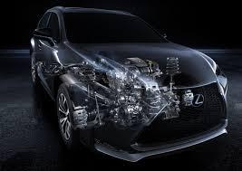 lexus nx v6 lexus jumps head first into turbocharging with its 2015 nx 200t