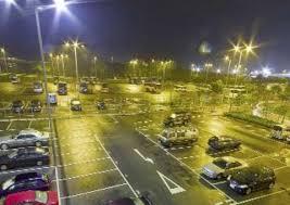Led Parking Lot Lights Led Parking Lot Lights U2013 Spj Lighting Inc