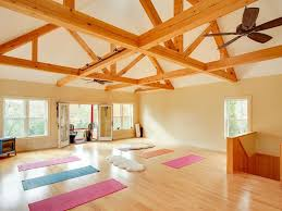 Home Yoga Room by Making Space For Wellness The Grokker Blog