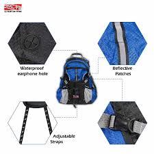 waterproof bike buy arltb 20l bike backpack with helmet storage 2 colors cycling