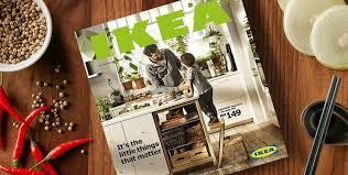 ikea catalogue power of print why catalogue is ikea s 1 marketing tool gfluence