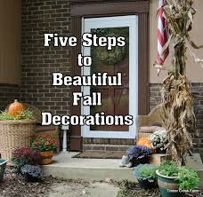 5 fall decorating ideas timber creek farm