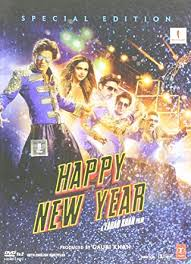 happy new year dvd 2 disc special