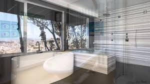 cool bathroom cool bathrooms with striped accent walls youtube