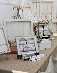 4 Ideas For Jewelry Making - best 25 jewelry table display ideas on pinterest jewelry booth