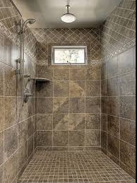Bathroom Shower Tile Designs Walk In Master Bathroom Shower Design Ideas Comqt