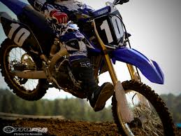 2010 yamaha yz250f first ride motorcycle usa