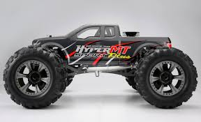 nitro monster truck new hobao racing hyper mt plus nitro and electric monster trucks