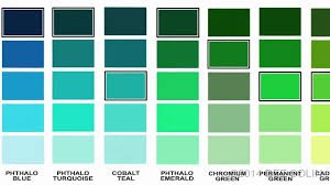 magic palette colour value guide youtube