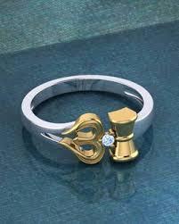 buy rings silver images Buy mens rings silver gold plated diamond toe rings for men jpg