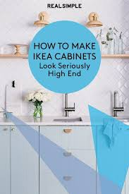 how high are kitchen cabinets the easiest way to make ikea cabinets look high end ikea