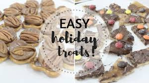 easy treats simple recipes thanksgiving goodies