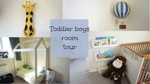toddler boys room tour jessica avey youtube