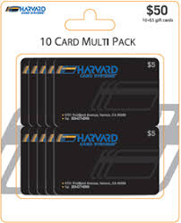 gift card manufacturers 10 card multipack gift card manufacturer harvard card system