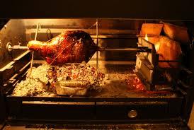 cuisine design rotissoire braai barbecue à bois sud africain xl1500 encastrable