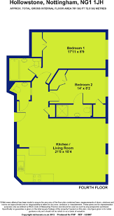 Nottingham Arena Floor Plan by 2 Bedroom Apartment For Sale In 1a Hollow Stone Nottingham Ng1 Ng1