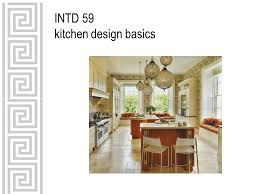 Kitchen Design Basics Intd 59 Kitchen Design Basics Ppt