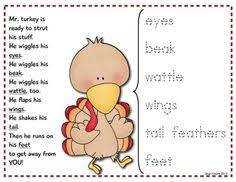 thanksgiving poems kindergarten thanksgiving blessings