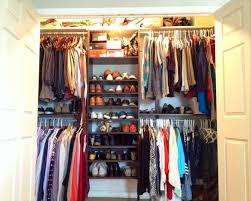 Clothes Storage Ideas For Small Spaces Small Closet Organizers Cool Closet Organizing Ideas Small Closet