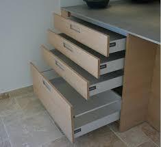tiroir de cuisine sur mesure tiroirs cuisine cuisine crc pierrelatte santos tiroirs blum kit