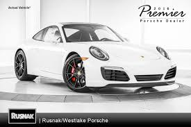 Buy Or Lease Porsche 911 In Los Angeles Southern California