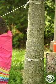 backyard tight rope activity for and a giveaway worth 700