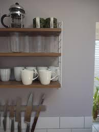 kitchen style hanging bookshelf open shelves bookshelves modern