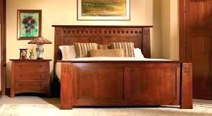 craftsman style bedroom furniture arts and crafts style bedroom furniture made craftsman style