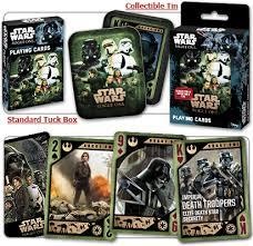 wars cards wars cartamundi
