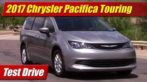 test drive 2017 chrysler pacifica touring testdriven tv