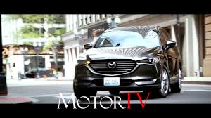 mazda japan all new 2018 mazda cx 8 three row suv for japan l launchfilm youtube