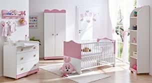 babyzimmer rosa ticaa babyzimmer prinzessin 5 teilig rosa de baby
