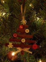 madebyjoey tree ornaments and a story