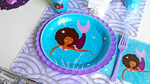 party supplies celebrating children of color by craft my occasion