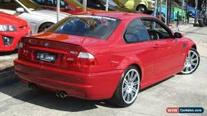 2004 bmw m3 coupe for sale bmw m3 for sale in australia