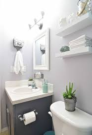 bright bathroom ideas light bright guest bathroom reveal hometalk