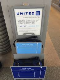 check in bag united 33 check luggage size a flight within the us new york miami with