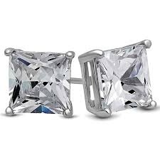 diamond stud earrings for men square diamond stud earrings for men ringgow win